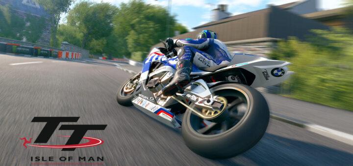 TT Man of Isle, l'épreuve mythique est jouable sans aucun danger sur PS4 ^^ !