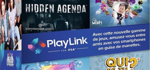 Compilation de jeux Playlink.