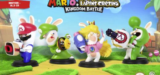 Mario The Lapins Crétins Aura Droit à Un Mode Coop 2 Joueurs Sur