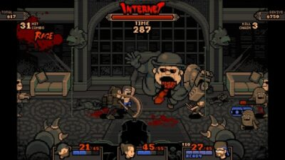 Streets of Red sur Nintendo Switch