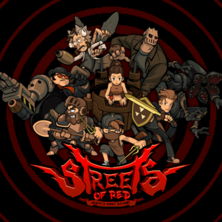 Streets of Red, un Beat'em'all vraiment original sur Nintendo Switch ?