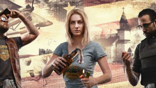 Dans Far Cry 5, les résistants sont souvent moins charismatiques que les méchants !