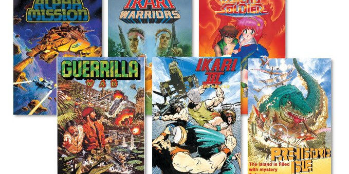 SNK 40th ANNIVERSARY COLLECTION sur Nintendo Switch