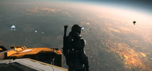 Star Citizen me rappelle parfois Mass Effect :) !