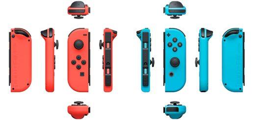 Ils sont beaux mes JoyCon rouge et bleu pas vrai ? Et en promo en plus !