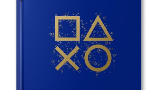 PS4 collector bleue Days of Play