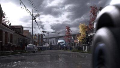 La ville de Detroit, dans sa version 2038, est sublime.