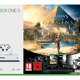 La Xbox One avec Assassin's Creed Unity, un petit pack très sympa !