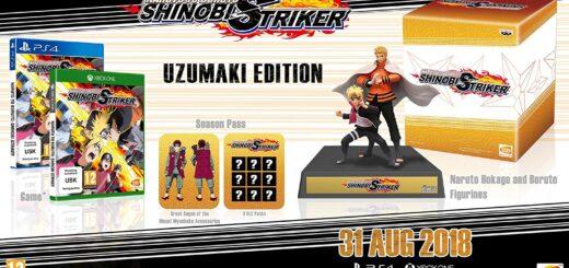 Naruto to Boruto Shinobi Striker - Edition Collector