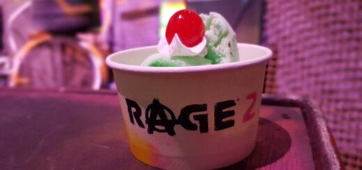 Oui. J'ai bien choisi une glace pour illustrer ce stand ;) !