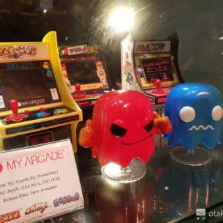 Le partenariat avec MyArcade sied si bien à Bandai Namco !