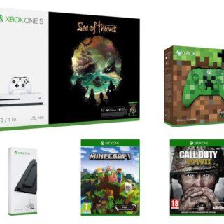 La Xbox One + 3 jeux et une seconde manette à moins de 230€ ! Qui dit mieux ?
