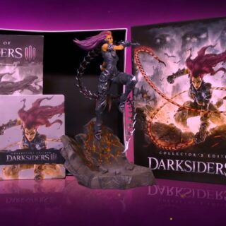 DarkSiders III Collector (
