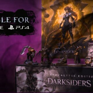 DarkSiders III Collector