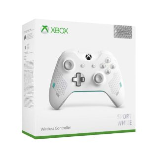 Manette Collector Xbox One White Sport