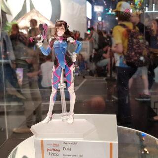 Figurine Figma D.Va
