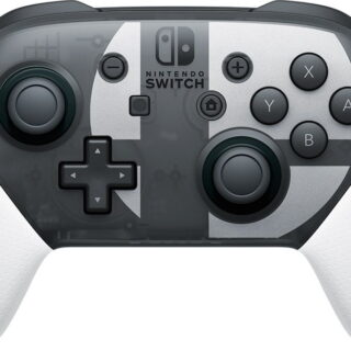 La manette collector Super Smash Bros Switch