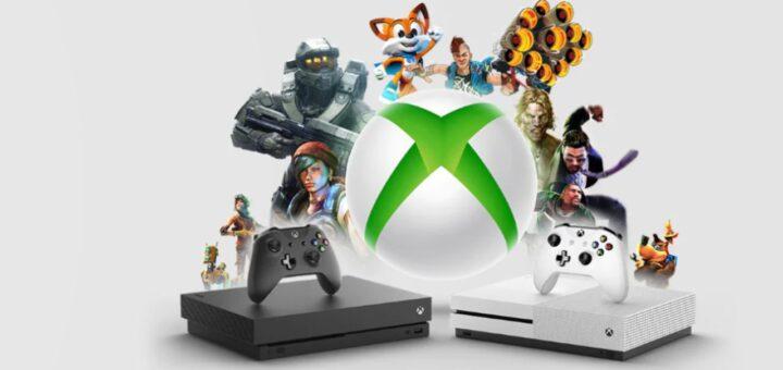 Louez Votre Xbox One X Pour 35 Par Mois Seulement Xbox All