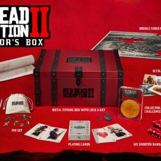 Le collector de Red dead redemption 2 est en précommande chez Amazon !