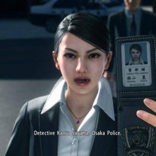 Elle est policière, mais on s'attache rapidement à elle ^^ !