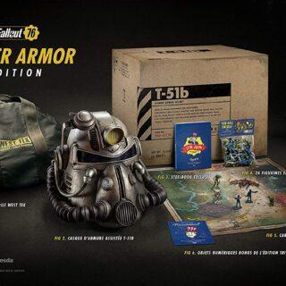 Le collector de Fallout 76 est souvent en rupture de stock...
