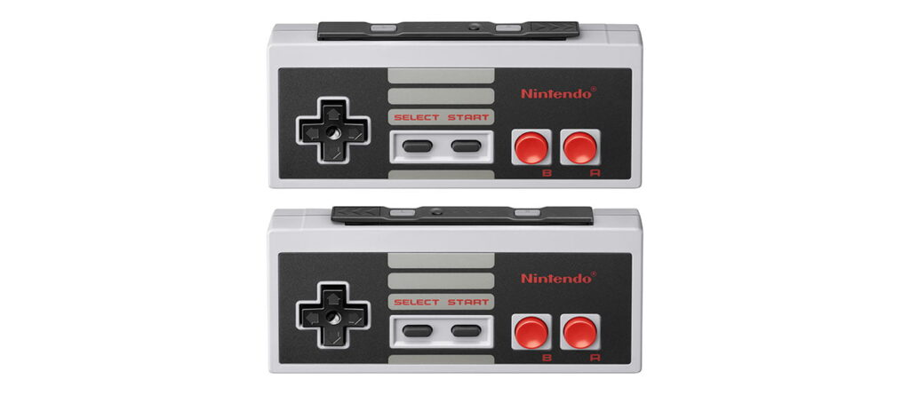 Manette JoyCon NES pour Switch