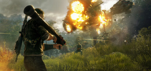 Just Cause 4 s'annonce grandiose !