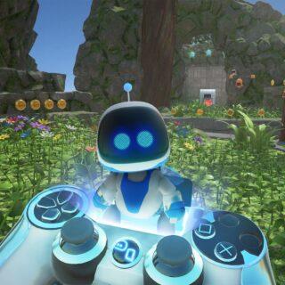 Croyez moi, si vous adorez les Aibots, vous ne pouvez d'être charmé par cet Astro Bot...