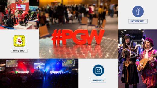Otakugame.fr à la Paris Games Week 2018 !