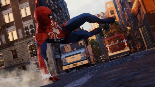 Marvel's Spider-Man est un des plus beau jeu de la PS4