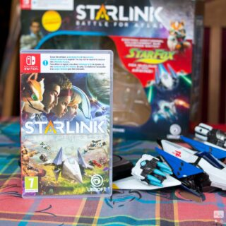 Le Pack StarLink dans sa version Nintendo Switch
