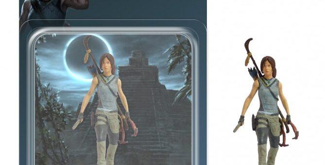 Même le Totaku Lara Croft ne m'a pas fait de l'oeil...