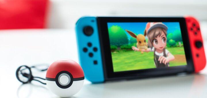 Pokémon sur Nintendo Switch s'annonce casual... Mais également plein de nostalgie !