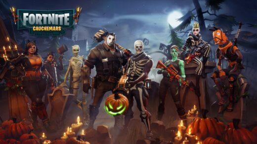 Je vous avoue que je ne suis pas sûr de mon illustration... Halloween a commencé sur Fortnite ?