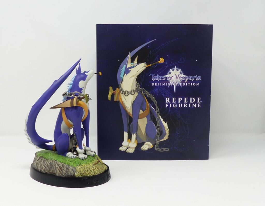 La Figurine de Repede pour la sortie de Tales of Vesperia Definitive Edition !