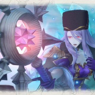 C'est une de mes héroïnes préférée dans Valkyria Chronicles 4 ^^ !