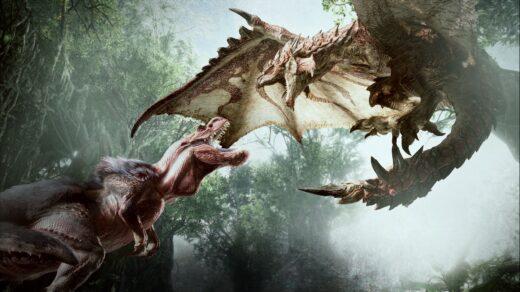 Monster Hunter World à 25€ fait partie des incontournables de cette offre.
