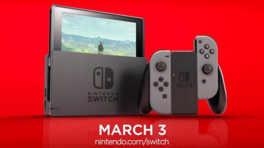 Enfin une promotion Nintendo Switch pour le Black Friday !