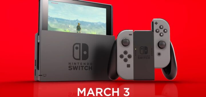 Enfin une promotion Nintendo Switch pour le Black Friday !