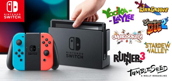 d3c595d8c29a73 Promo   Notre sélection de jeux Nintendo Switch pas chers pour Noël ...