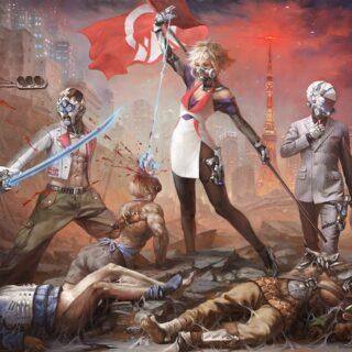 Je suis quasiment sûr que vous n'avez jamais vu cet Artwork issu de Let It Die !