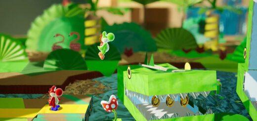 Mais comment ne pas craquer ?! Je suis déjà amoureux de ce nouveau jeu Yoshi ^^ !