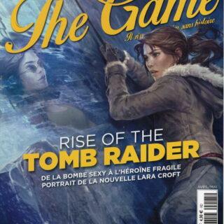 Le numéro sur Rise of The Tomb Raider avec son artwork ultra sympa !