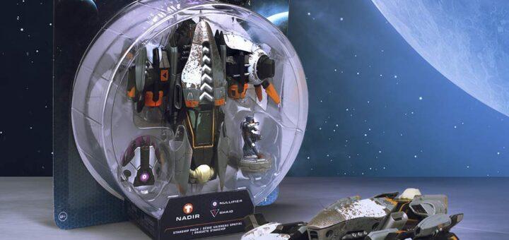 Pack de vaisseaux Nadir Starlink