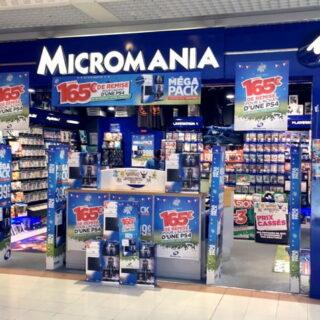 Rassurez-vous, Micromania se porte très bien en France.