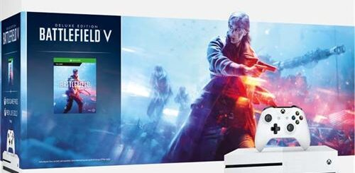 Le pack Xbox One BattleField V