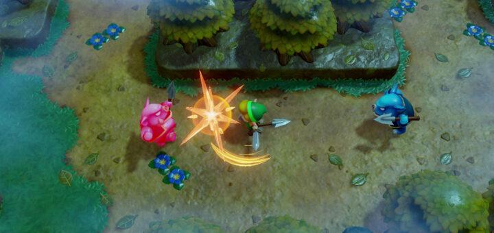 Le Zelda de la Gameboy revient sur Nintendo Switch
