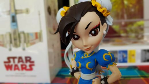 Figurine Chun-Li Street Fighter Knockouts