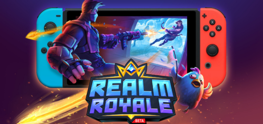 Concurrent de Fortnite, Realm Royale est disponible sur Nintendo Switch !