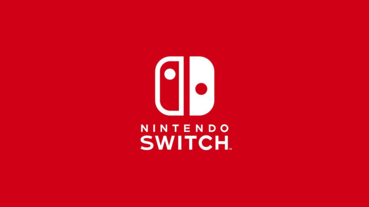 Logo de la Nintendo Switch :) !